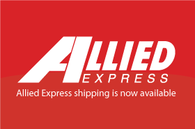 Allied Express shipping is now available